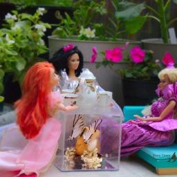 Barbie's Tea Party